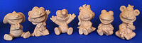 CynthiaWoodie-Sculpts-MuppetBabies