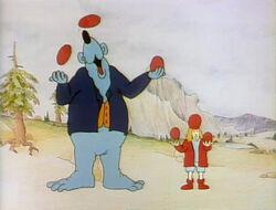 Jugglingbear
