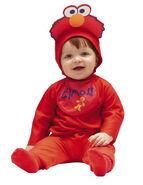 Elmo infant costume 2