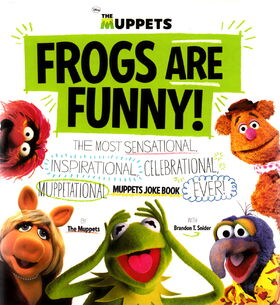 Frogs are funnier