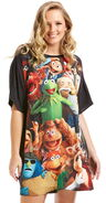 Peter alexander muppets gang sleep tee