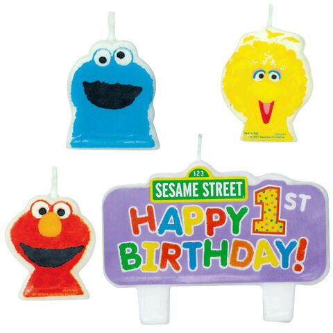File:1st birthday molded candle set.jpg