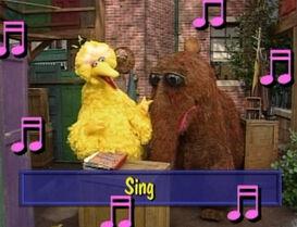 Bigbird-sing