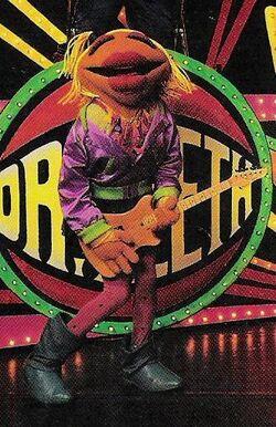 Janice Muppet Show 2nd