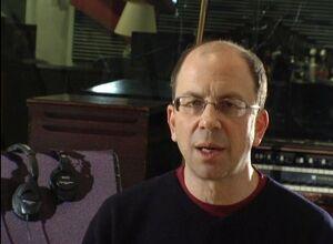 Peter Lurye in Studio