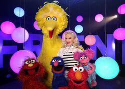 Gwen stefani muppets