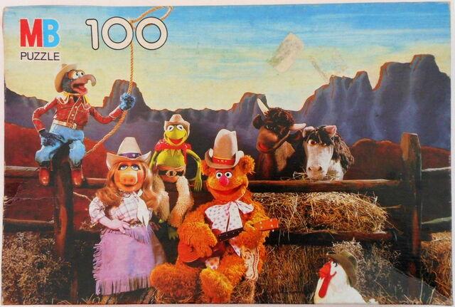 File:Milton bradley 1981 puzzle muppet cowboys.jpg