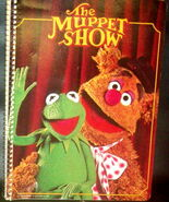 Notebook kermit fozzie