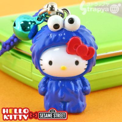 File:Strapya 2011 mascot hello kitty plastic large cookie monster japan.jpg