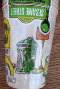Lily party supplies cups sesame street 4