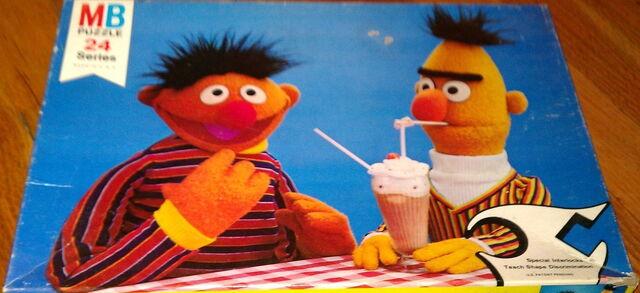 File:Milton bradley 1978 puzzle ernie bert ice cream.jpg