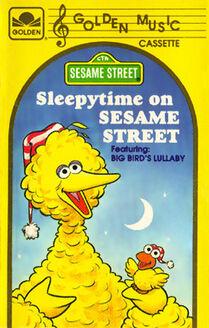 Sleepytime on Sesame Street