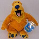 Bear in the big blue house - star beans - bear
