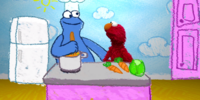 Elmo's World: Cooking