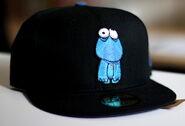 Sesame zombies new era cap cookie