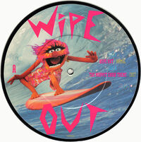 WipeOut PictureDisc