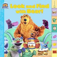 Look and Find with Bear!