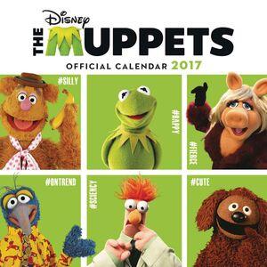 Muppet 2017 Calendar Danilo Cover
