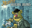 Muppet Sherlock Holmes