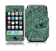 Jim Henson Design iPhone Skin 4