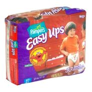 Pampers Elmo Easy Ups