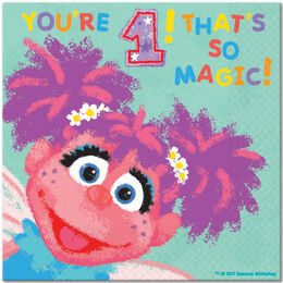 78116-sesame-street-1st-abby-lunch-napkins