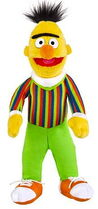 Sesame place plush bert 11