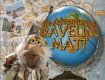 Travelling matt adventures