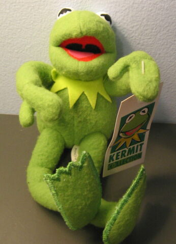 File:Applause kermit collection doll and clip-on watch 3.jpg
