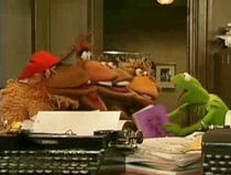 Muppets Tonight writers