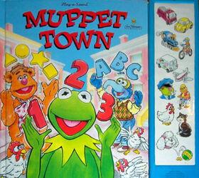 Muppettown