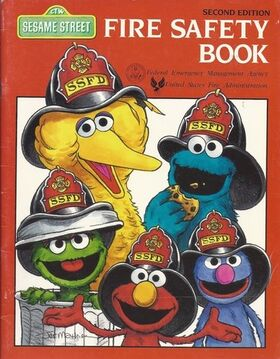SesameStreetFireSafetyBook