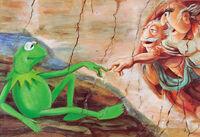 Muppetart07michaelangelo