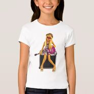 Zazzle janice sitting shirt