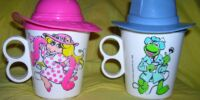 Muppet cups (1988)