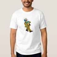 Zazzle gonzo standing shirt