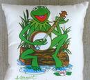 Muppet pillows (D&M)