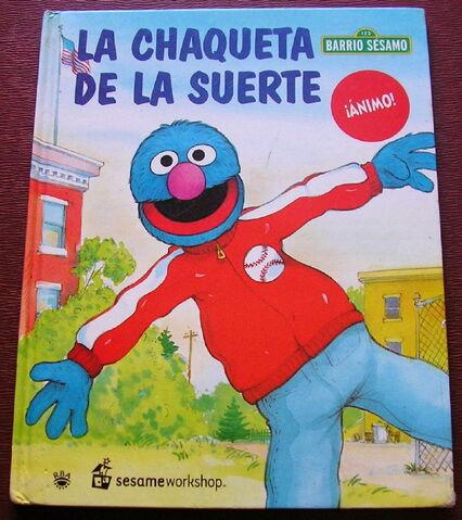 File:Nº 19 LA CHAQUETA DE LA SUERTE.jpg