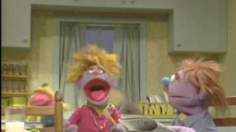 Sesame Street Kids Just Love to Brush
