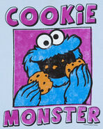 Cookiemonsterlogotshirt