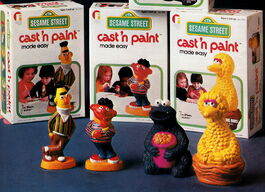 Friends industries 1976 catalog cast 'n paint