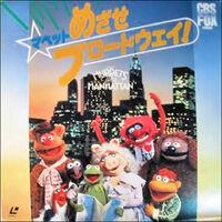 Tmtm jap laserdisc