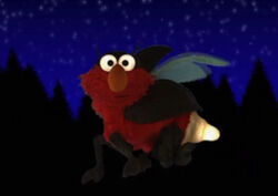 Elmolightningbug