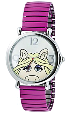 File:Jc penney miss piggy pink expansion band watch.jpg