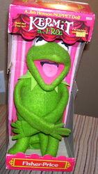 Kermit doll 1