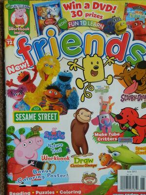 FriendsMagazineJune2012