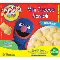 Frozen Mini Cheese Ravioli
