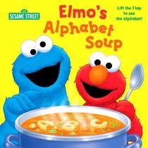 Elmo's Alphabet Soup