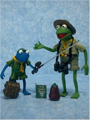 Frogscoutleader