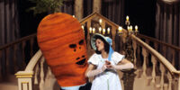 Seven-foot-tall Talking Carrot